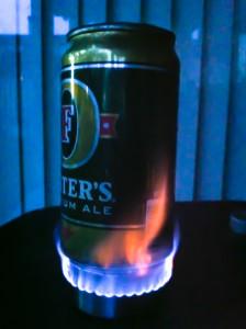 DIY Alcohol Stove & Beer Can Pot